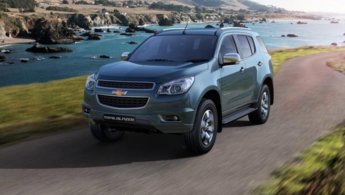 Chevrolet Trailblazer Suv Gm India Has Announced That It Will