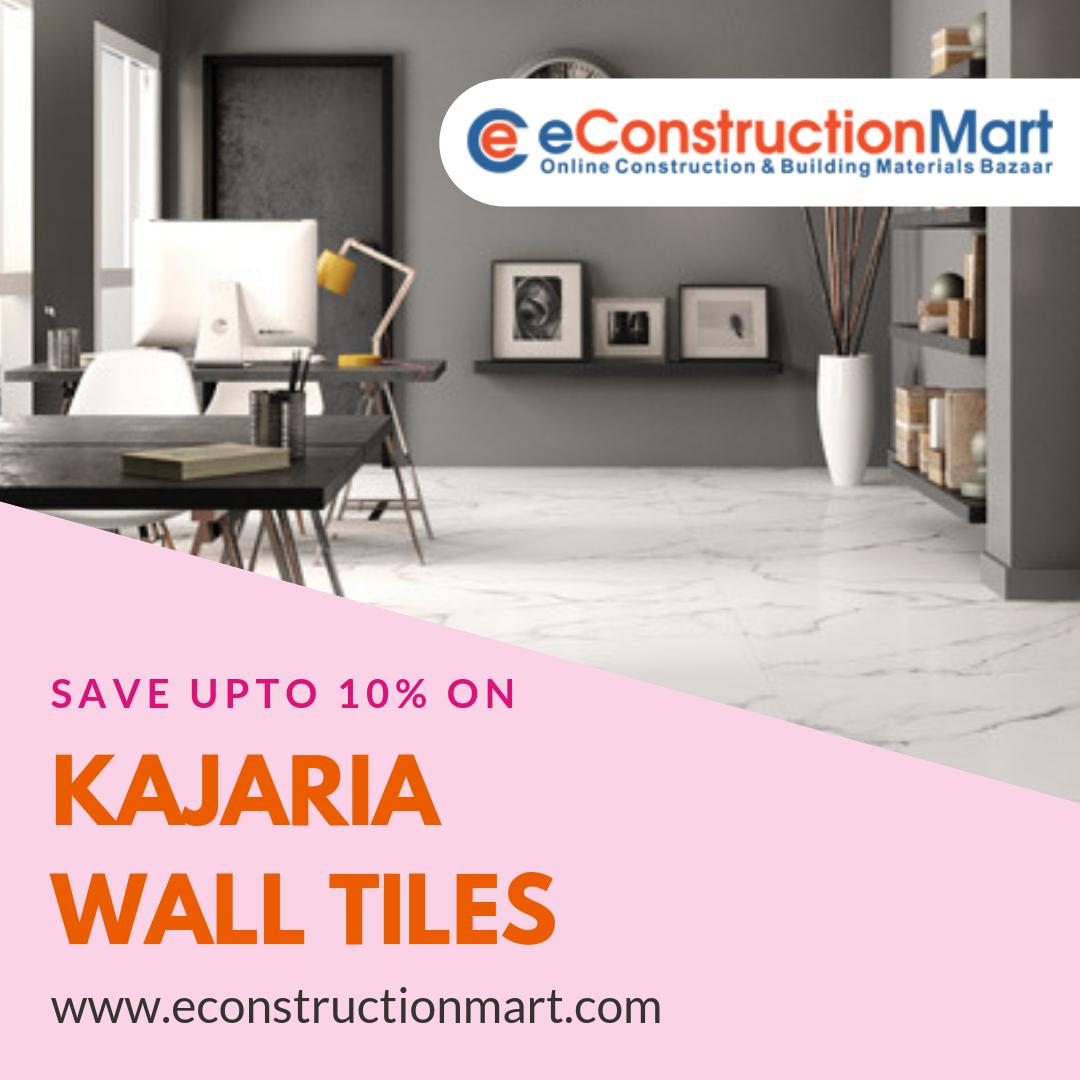 Get Best Kajariatiles Price Deals Econstruction Mart Offer Various Range Of Kajaria Tiles Online At Low Price In India Ht Tiles Online Tiles Price Tiles