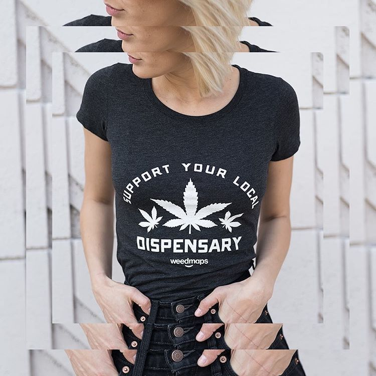 Summer OutFits Spring Outfints New Apparel Weedmaps Tops