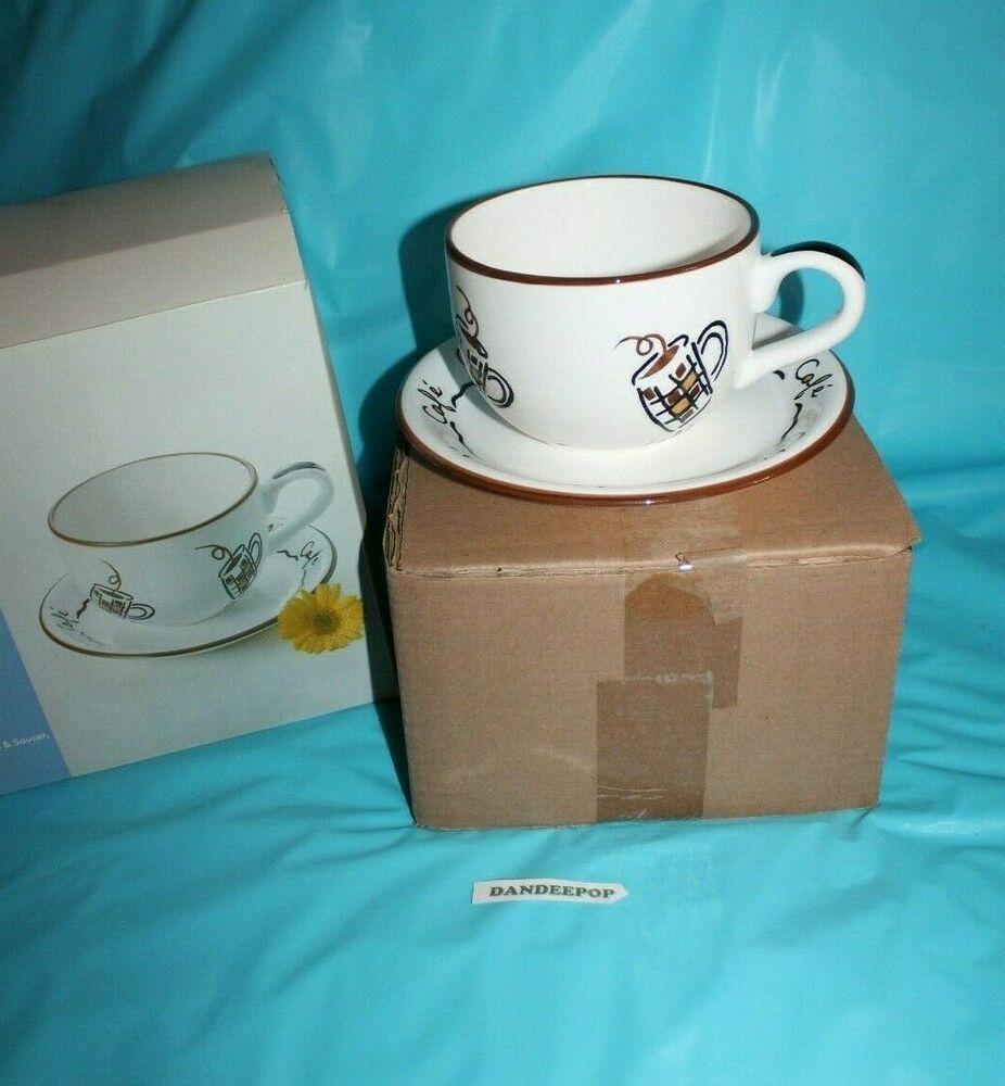 Studio Nova Coffee Cup And Saucer Kt550