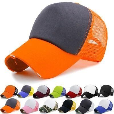 reputable site 89060 87252 Richardson-Trucker-Ball-Cap-Meshback-Womens-Hat-Sunhat-Adjustable-Cap-Cool
