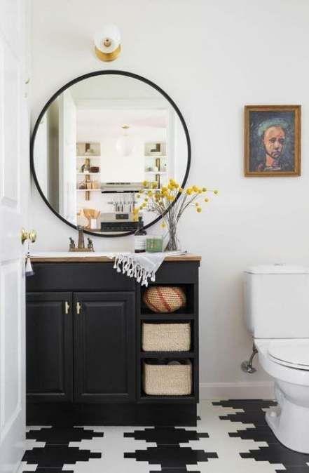 33 Trendy Basement Bathroom Ideas: 33 Ideas Diy Bathroom Makeovers On A Budget Apartment