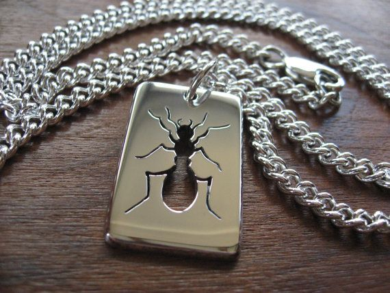 REAL Ant in resin pendant chain necklace choice of brass silver copper /& clasp Taxidermy Insect jewelry Large Black Ant Army Ant Big Head