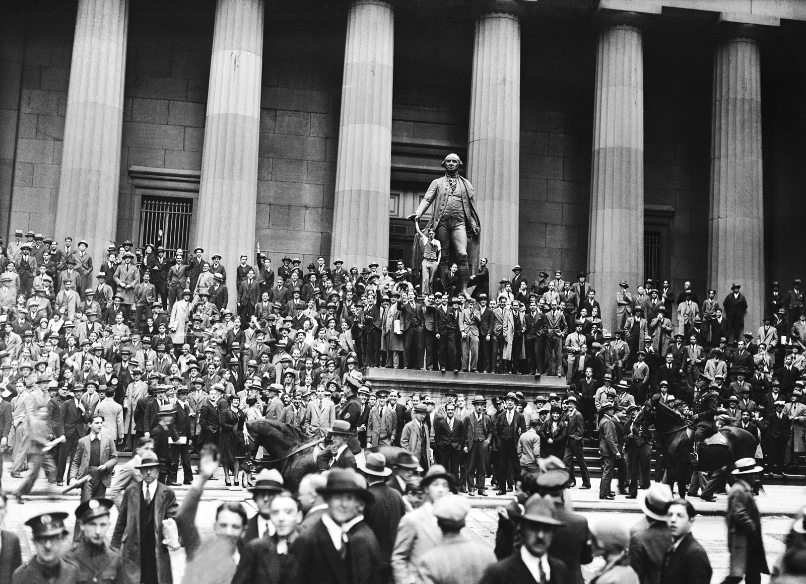 an introduction to the causes of the stock market crash in the united states The wall street crash of 1929 was the greatest stock market crash in the history of the united states it happened in the new york stock exchange on tuesday october 29, 1929, now known as black tuesday.