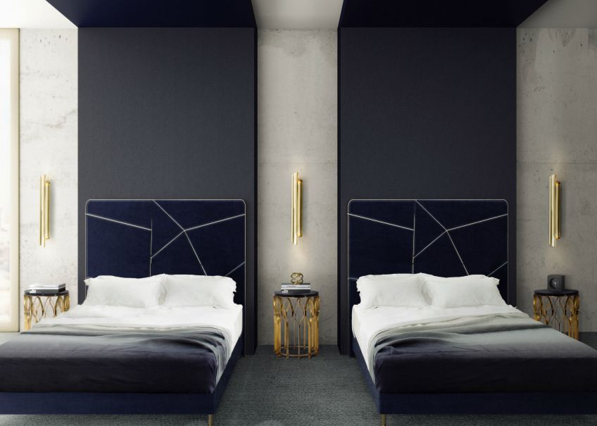 Contract Bedroom Furniture Style this hotel design project in berlin will blow your mind | hotel