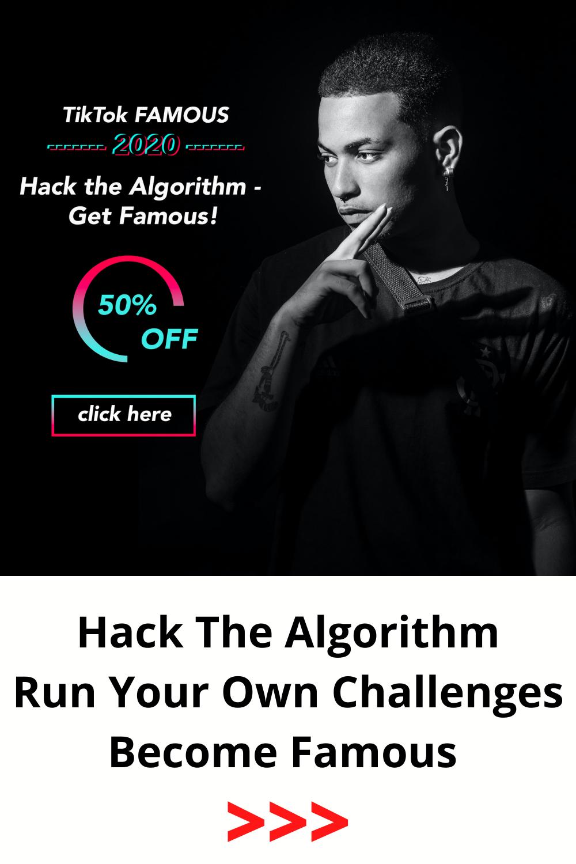 Tiktok Make Me Famous Beat The Algorithm How To Get Followers Algorithm Vintage Bathroom Tile