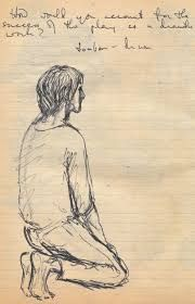 How To Draw A Person Kneeling : person, kneeling, Image, Result, Person, Kneeling, Drawing,, Challenge,, Drawings