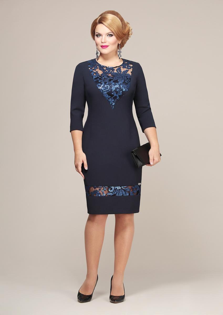 4bf07052238 Вечерние платья для полных женщин (130 фото)  больших размеров ...