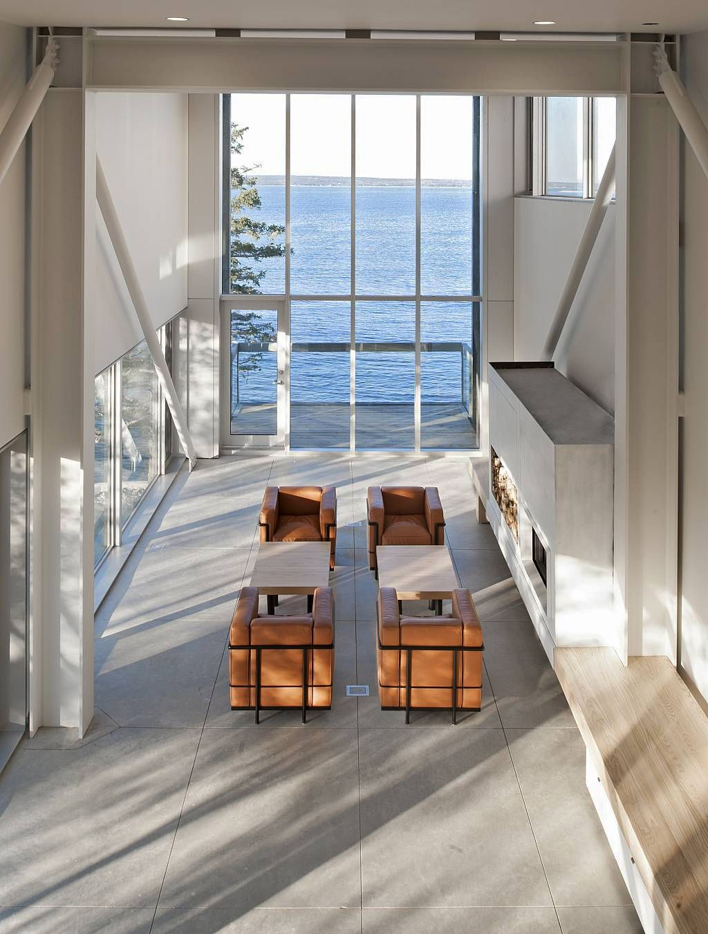 Scandinaviancollectors The Two Hulls House By Mackay Lyons