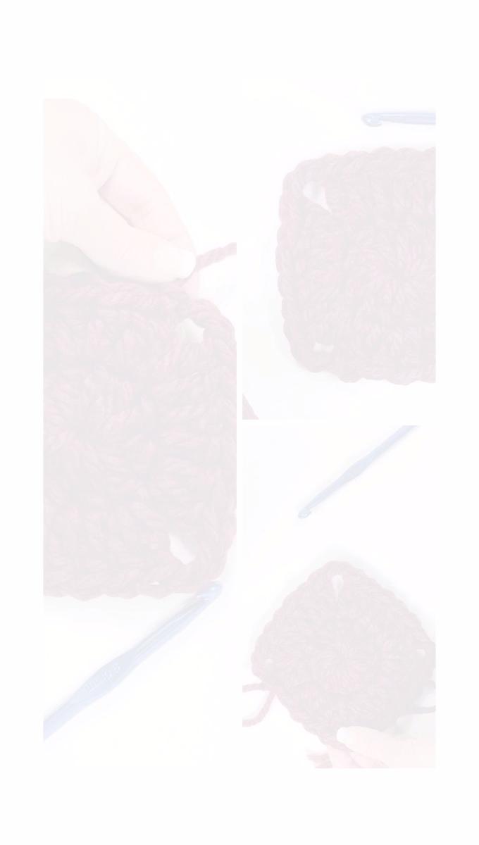 Photo of Crochet Square Pattern