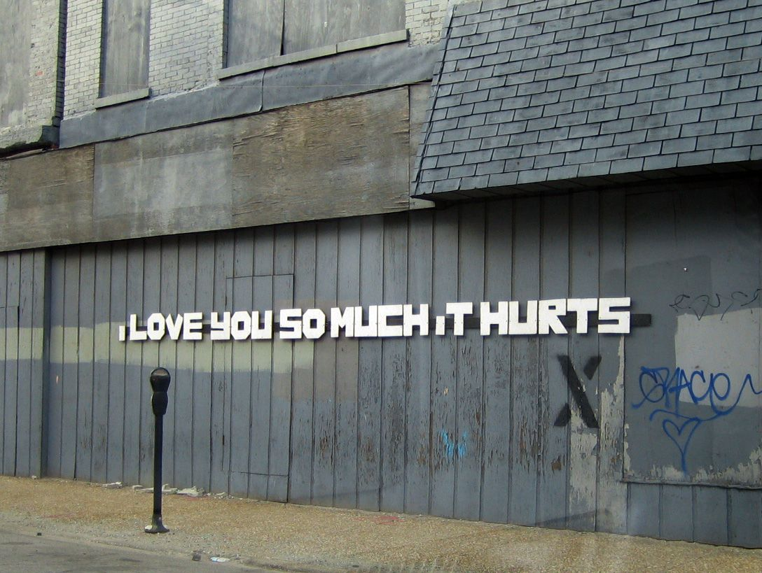 I Love You So Much It Hurts. Chicago.