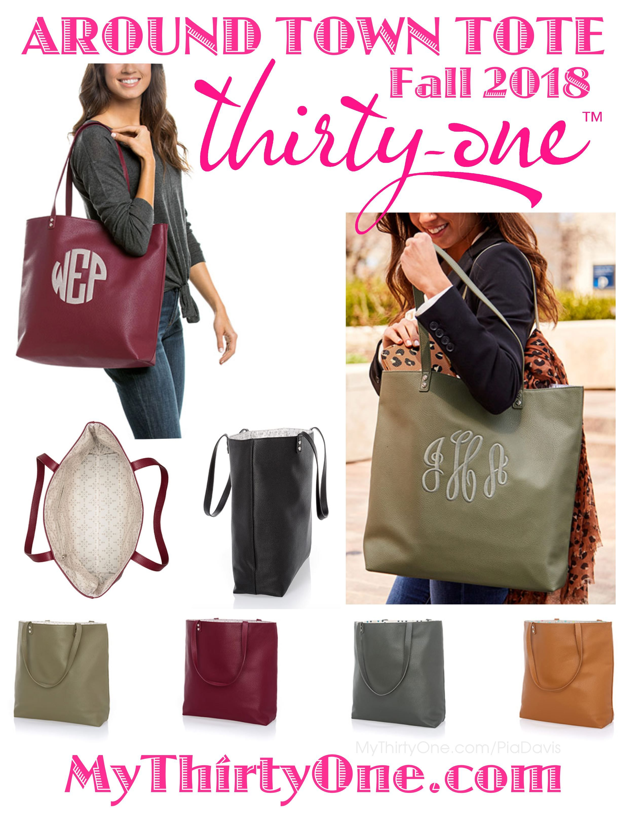 31 Around Town Tote Is 50 Off September 2018 Made Of Pebble Faux