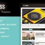 Download Geek Press Responsive News