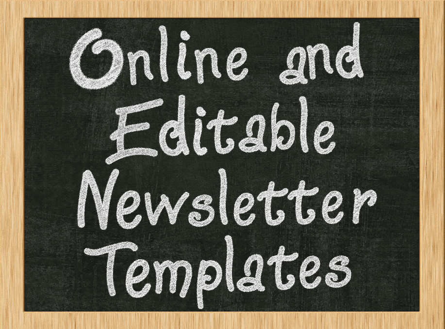 17 best images about Newsletter template ideas – Newsletter Templates Free Word