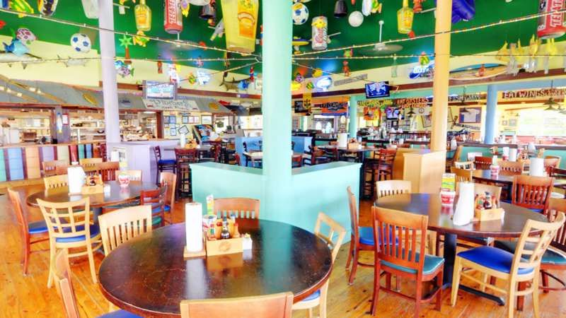 Locations Fort Myers Beach Pinchers Crab Shack Florida