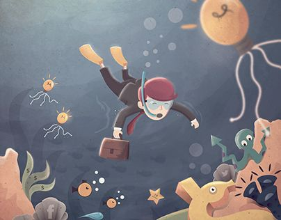 """Check out new work on my @Behance portfolio: """"ilustración"""" http://on.be.net/1Ir1QxB"""