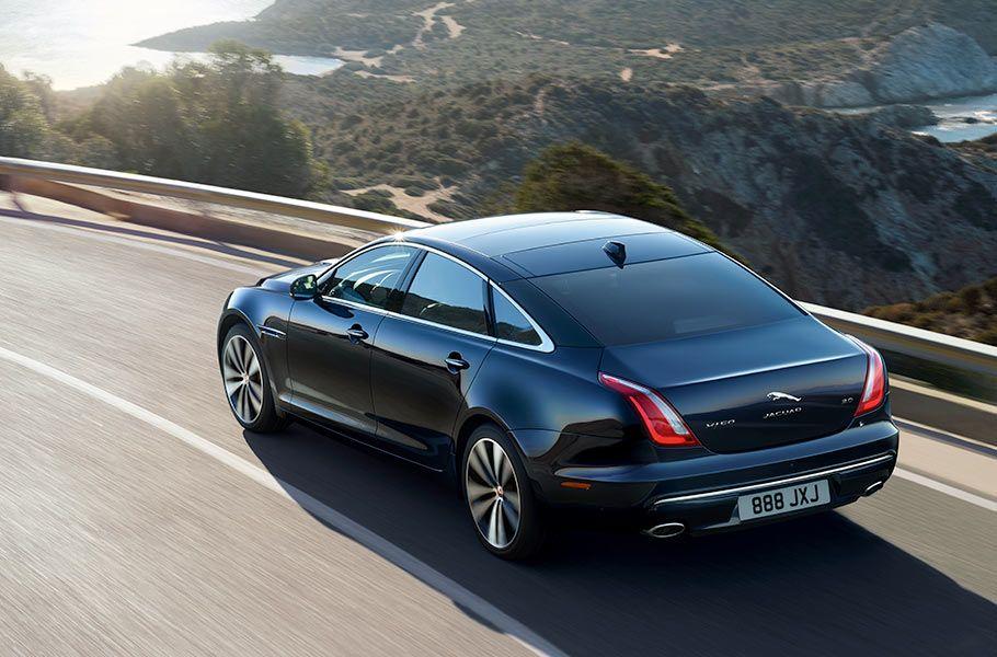 2019 Jaguar Xj Supercharged Luxury Sedan Jaguar Usa The S S