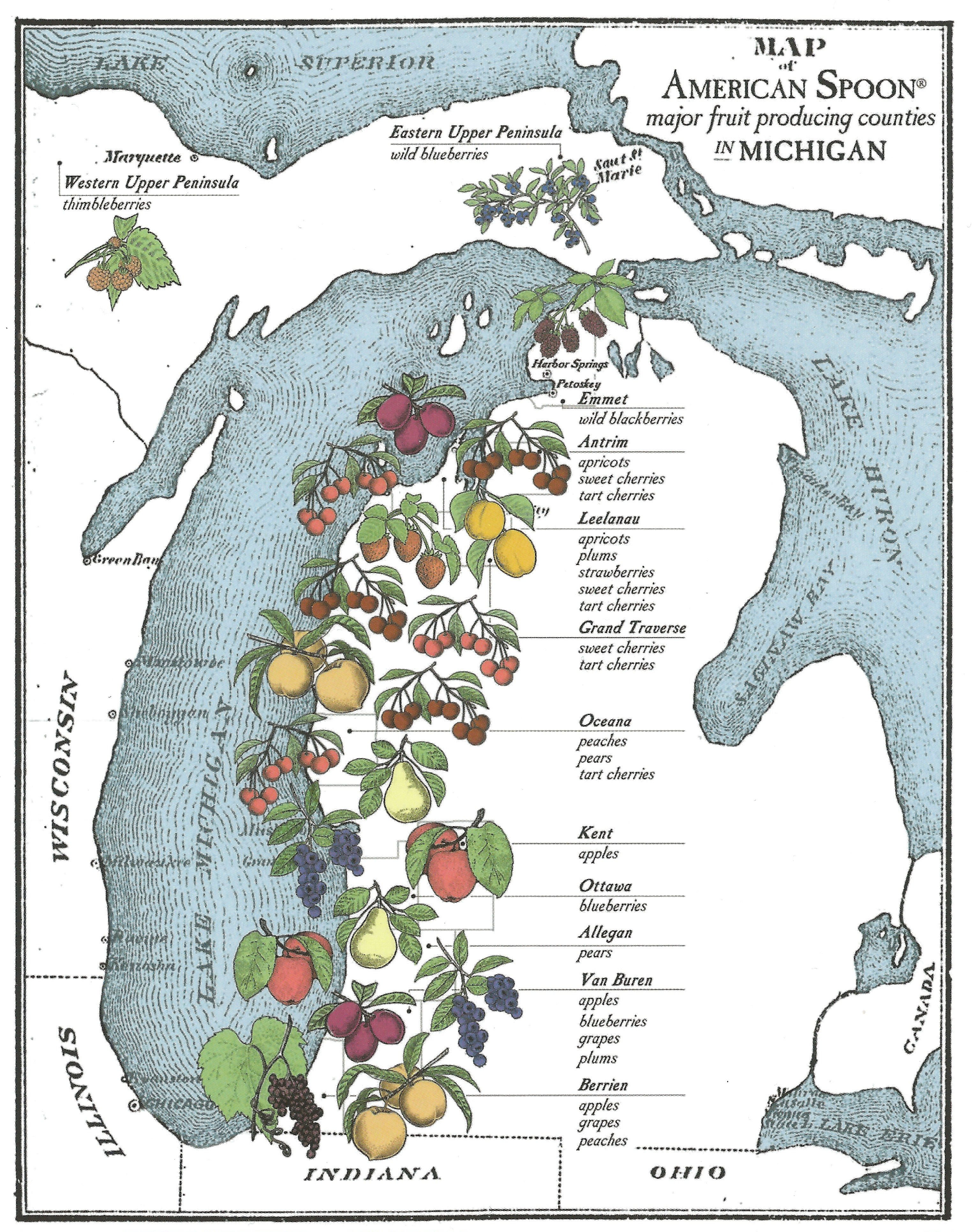 Pin By Upnorth Memories Don Harrison On Maps Antique Michigan