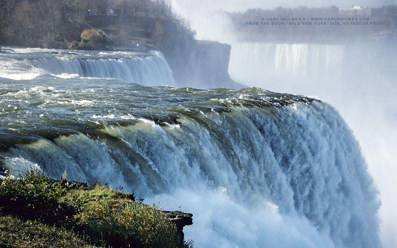 Niagara Falls Wallpaper For Computers Niagara Waterfall Niagra