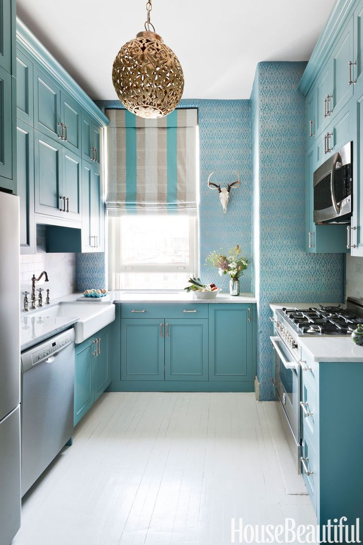 Kitchen Designers Nyc Image Result For Aqua Galley Kitchens  Kitchen Ideas  Pinterest