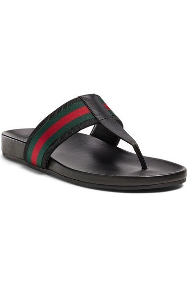 f6ad08168907 Gucci  Zen  Flip Flop (Men) available at  Nordstrom