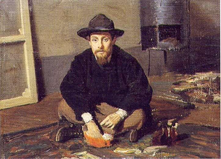Boldini - Portrait of Diego Martelli