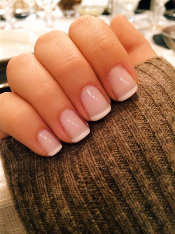 Classy french manicure using waltz by essie i love the length classy french manicure using waltz by essie i love the length nothing longer for solutioingenieria Gallery
