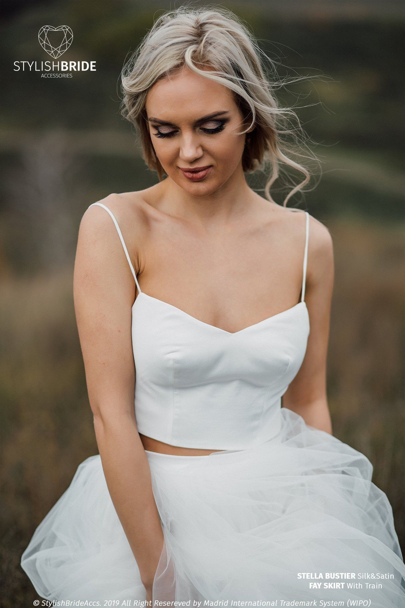 5fa3abdacfb Stella Bridal Bustier