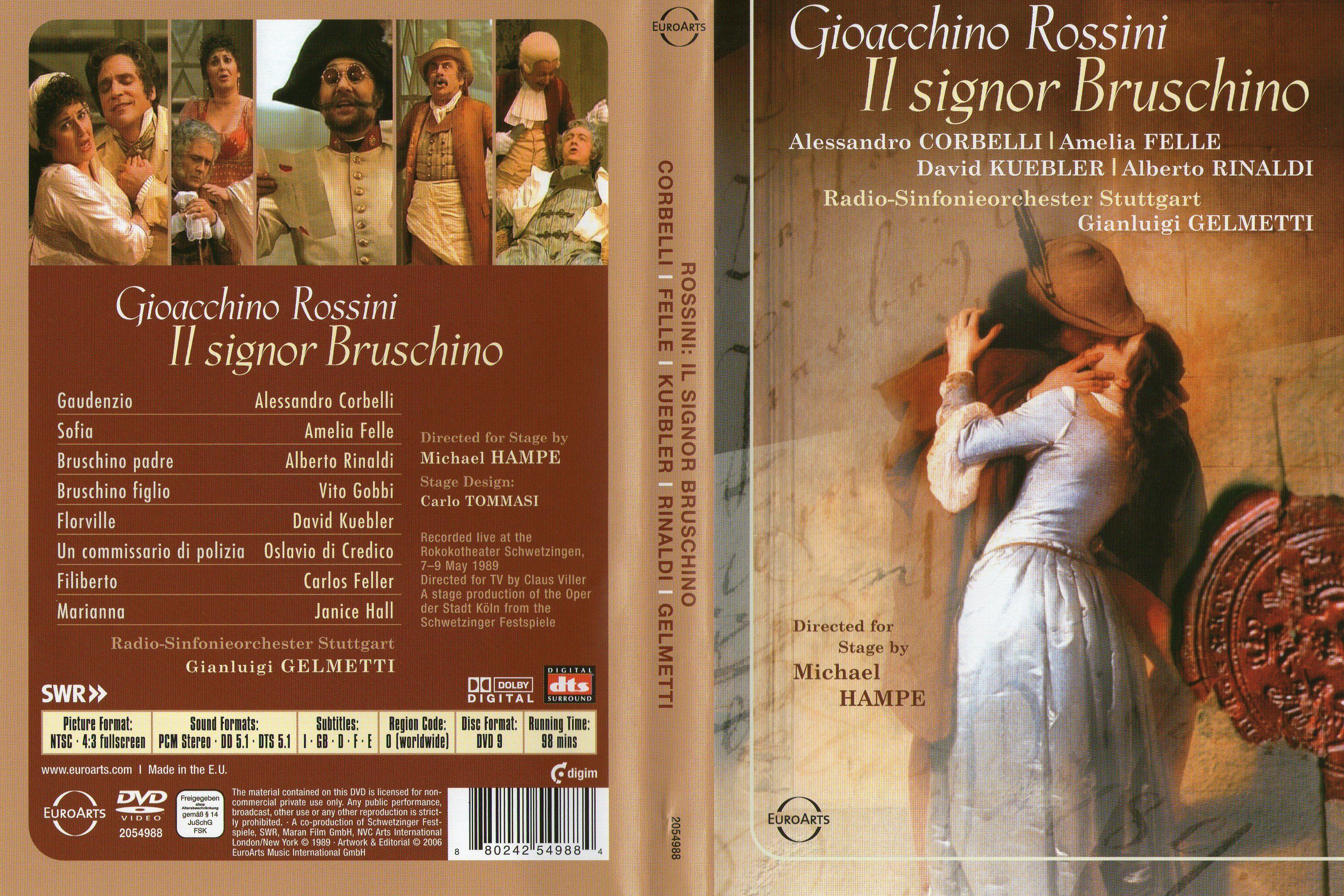 Rossini  Una mas de sus primeras operas