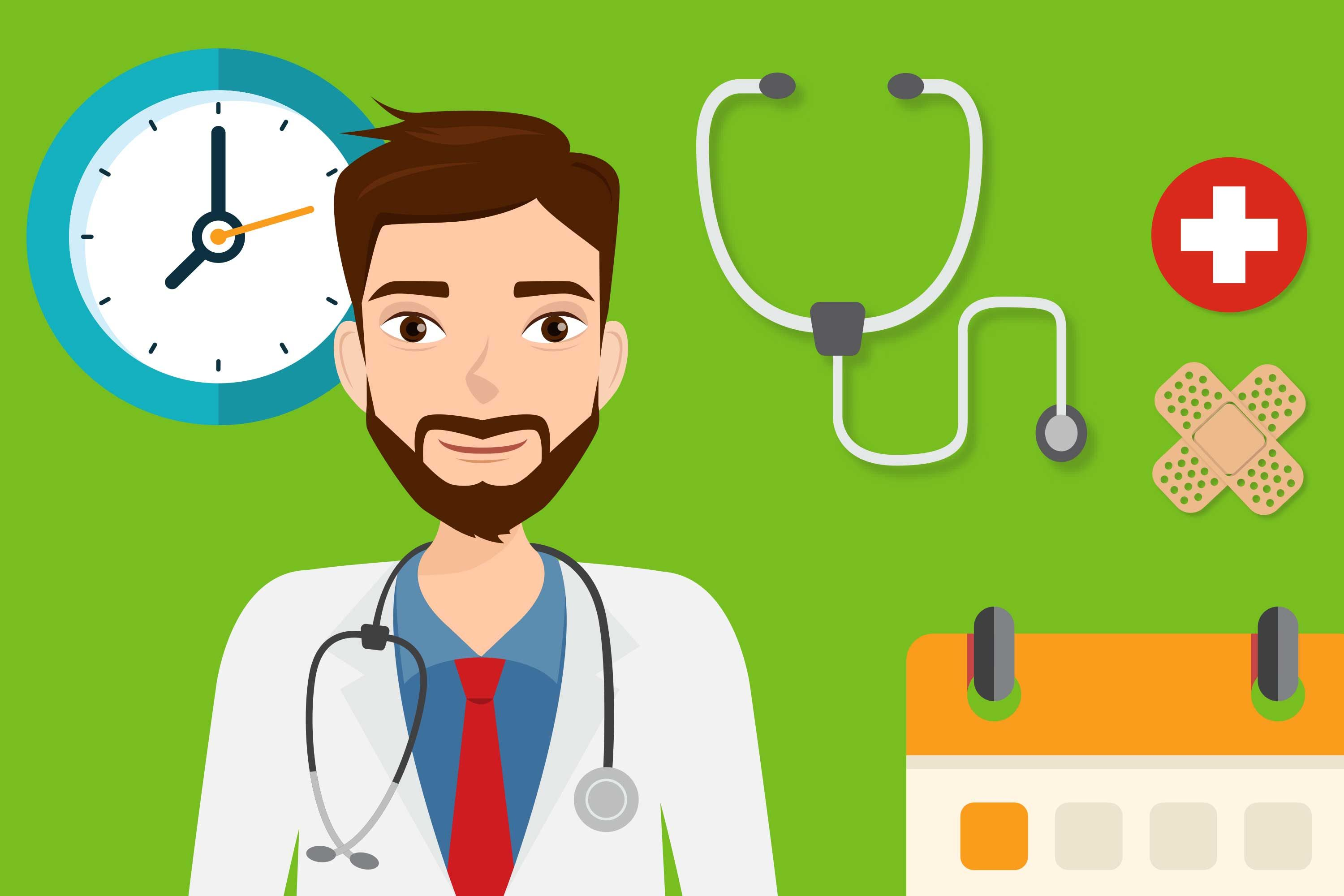 Urgent care, emergency room or doctor's office