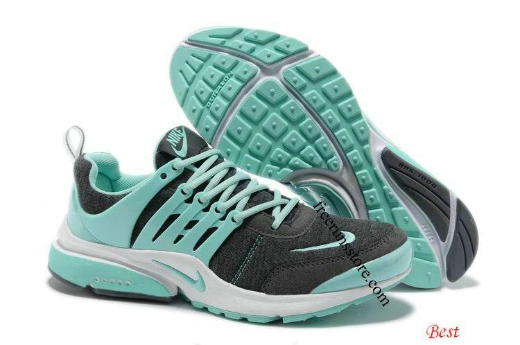 Nike Air Presto Tiffany Blue Grey White 347635 064