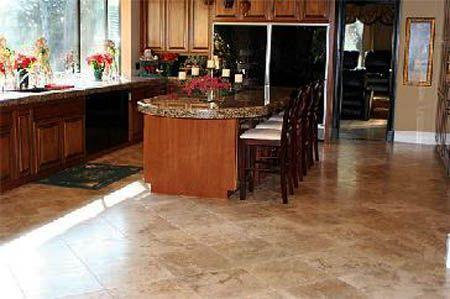 Amazing Ceramic Tile Kitchen Floor Designs | Nonaku.duckdns.org | Decorating Ideas  | Pinterest | Kitchen Floors, Kitchens And Floor Design