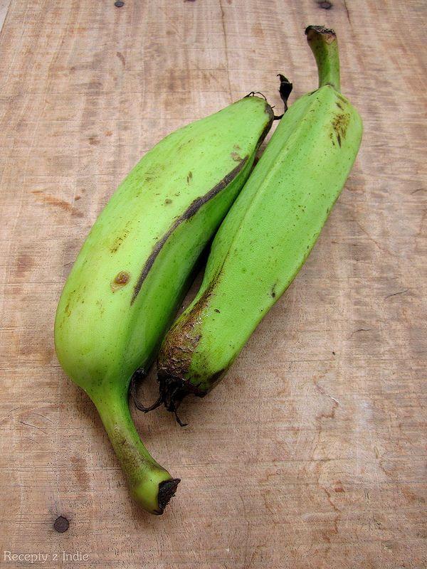 Čo je to Plantain - zeleninový banán ?