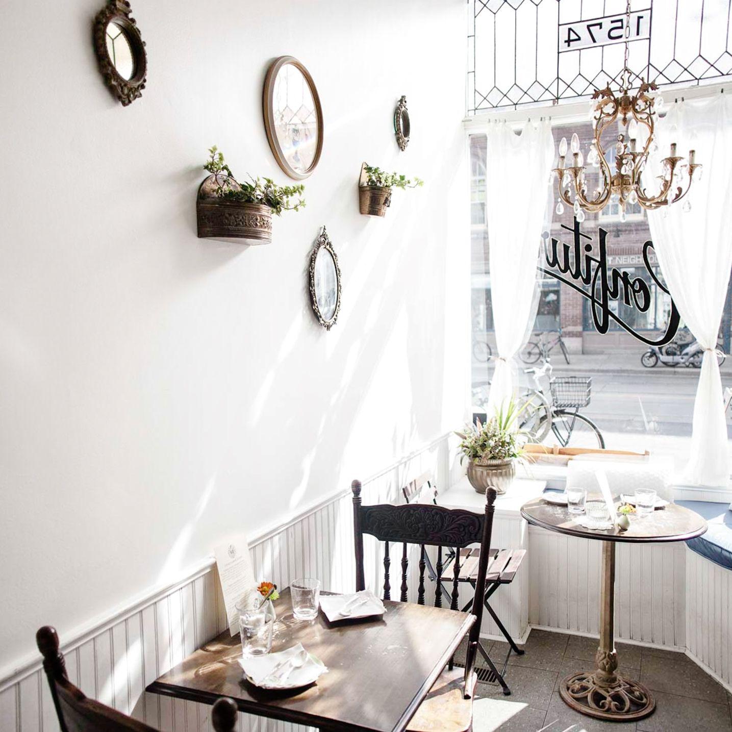 Kitten And The Bear Toronto House Made Cafe Design Restaurant