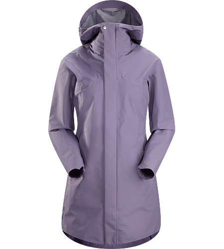 Codetta Coat Women's Waterproof, threequarter length GORE