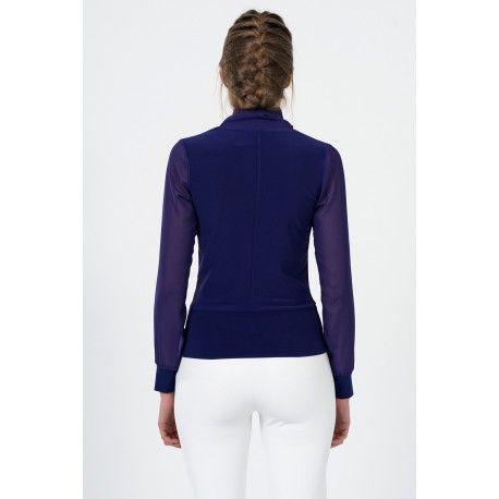 Ironi Kruvaze Yaka Mor Sifon Bluz 39 90tl Sifon Bluzlar Bluz Modelleri Bluz