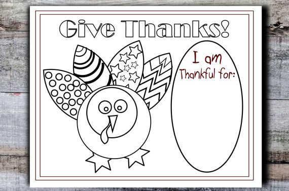 Free Printable Thanksgiving Placemats To Color Trail Of Colors Thanksgiving Placemats Thanksgiving Placemats Preschool Thanksgiving Kids