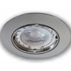 Photo of C-Light GmbH Led recessed spotlight Gu10 dimmable 230V 0149 chrome – 7.5 W (pa-ww) C-Light GmbH