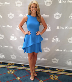 4b65cfaf085 4 Interview Outfit Ideas from Miss South Carolina s Outstanding Teen 2016