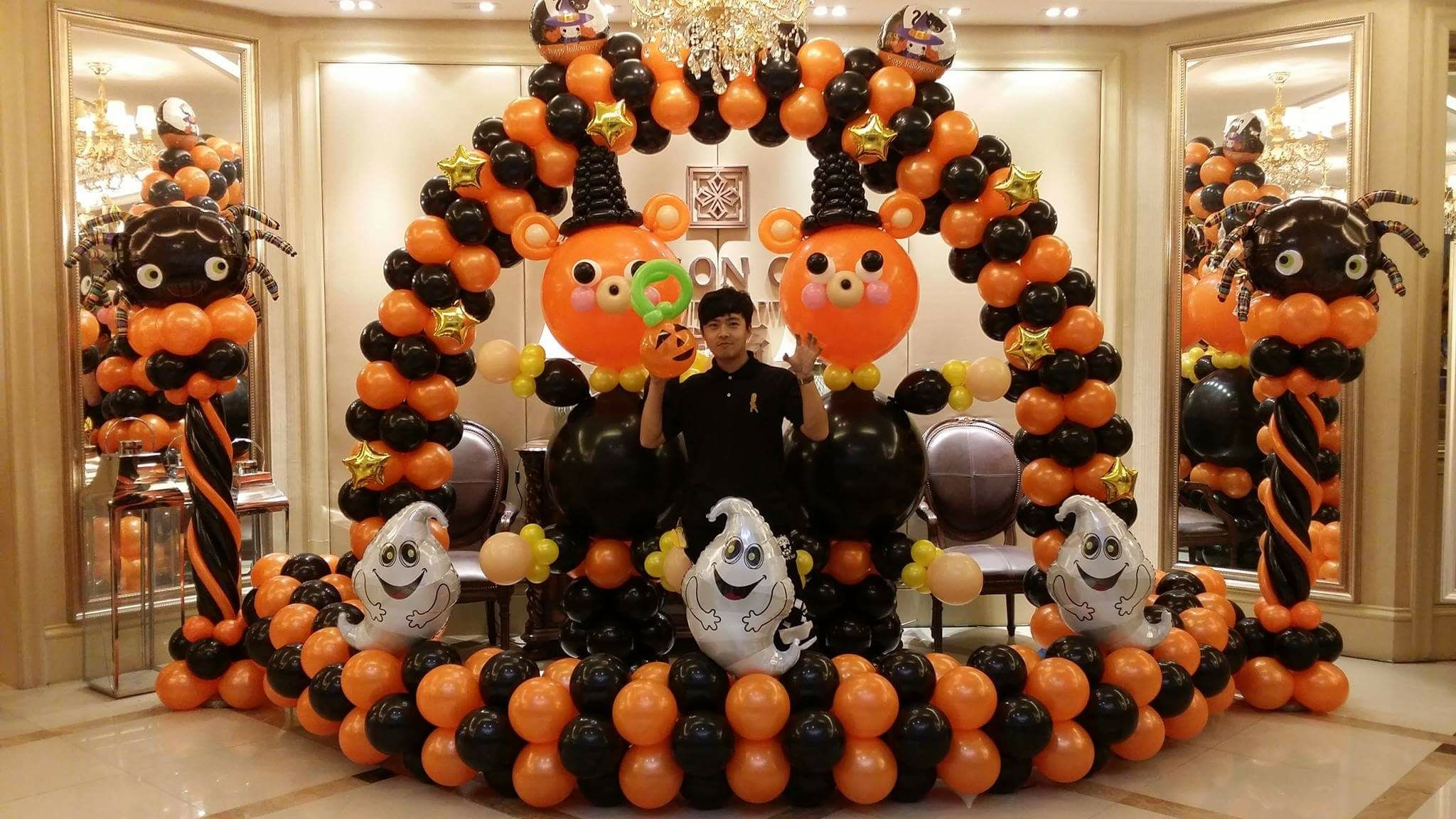 Pin by chikititos fiestas infantiles on Halloween