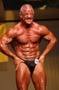 bodybuilding over 60 - it's never too late:) Love it