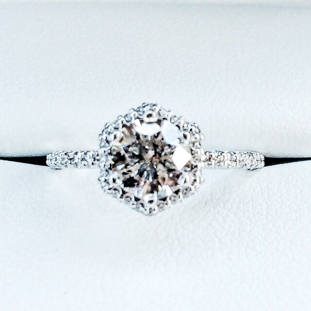 Gorgeous My Absolutely Stunning Custom Designed Engagement Ring My