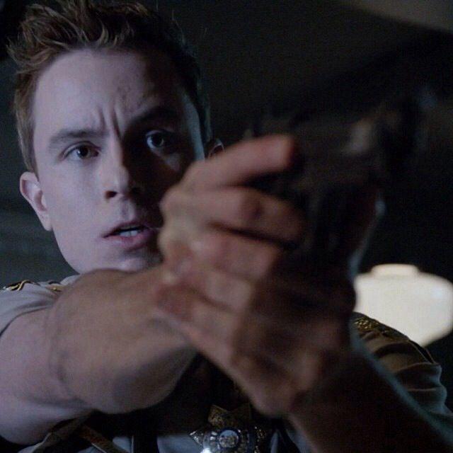 deputy parrish teen wolf season 4