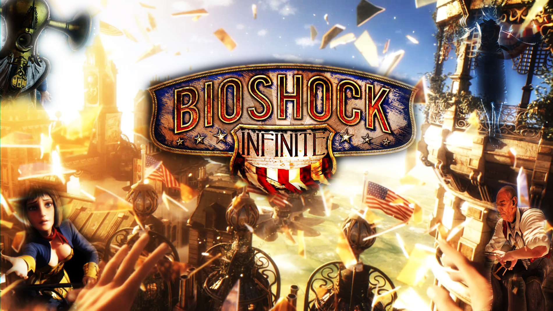 Bioshock Infinite Bioshock Infinite Bioshock Infinite Logo