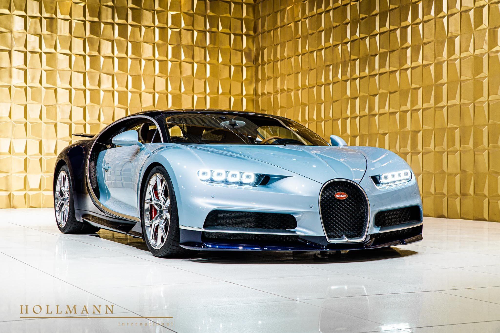 Bugatti Chiron Hollmann International Germany For Sale On Luxurypulse Bugatti Chiron Bugatti Bugatti Cars