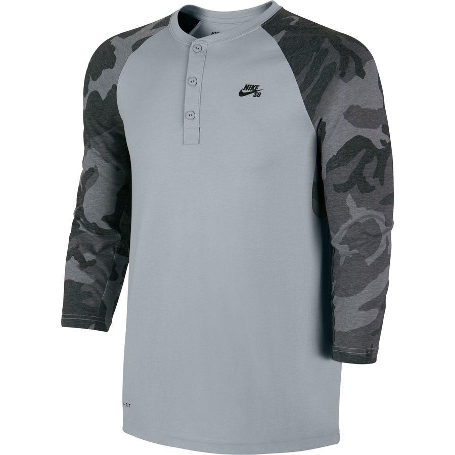 Men's 3/4 Sleeve T-Shirts