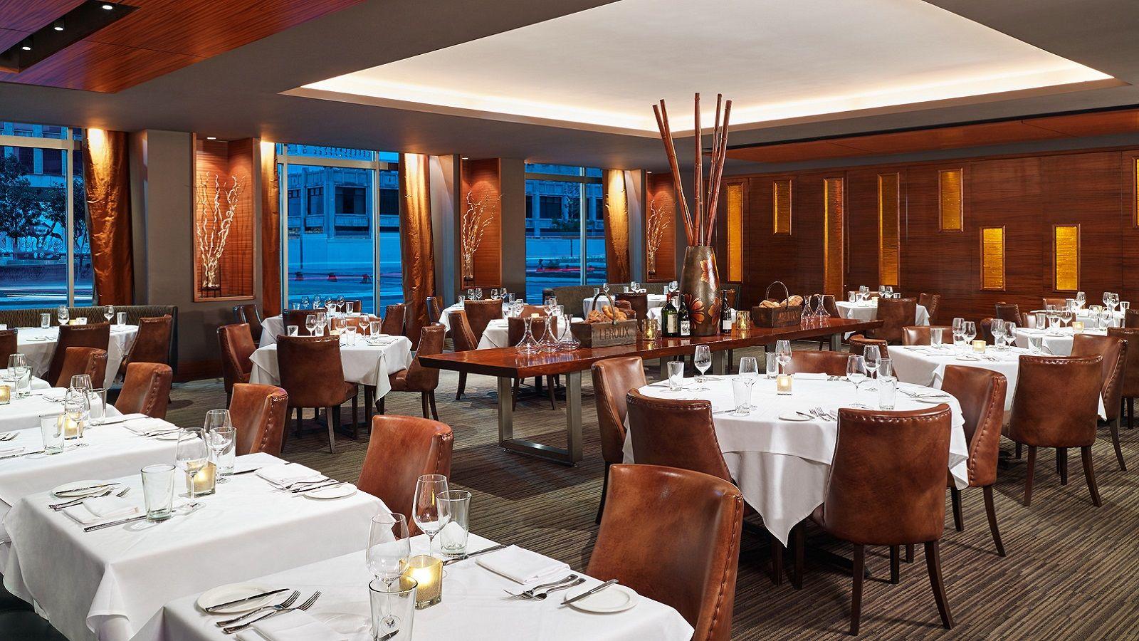 Downtown Detroit Restaurants The Westin Book Cadillac