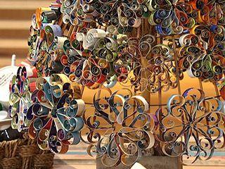 Manualidades y Artesanías | Árbol con sombrilla | Utilisima.com