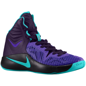 Nike Zoom Hyperfuse 2014 - Men\u0027s - Cave Purple/Hyper Grape/Dusty Cactus
