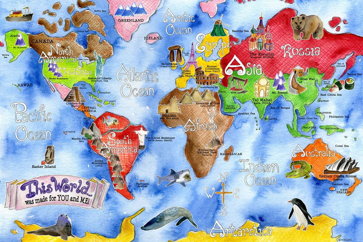 painting of map of globe | 33 World Map Clip Art World-map-clip ...